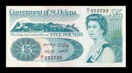 St. Helena 5 Pounds 1998 Pick 11 SC UNC - Isla Santa Helena