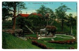 Ref 1365 - Early Postcard - Amphitheatre Baguio - Philippine Islands - Philippines
