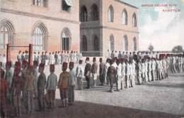 Ex SOUDAN FRANCAIS (actuel MALI ) KHARTUM : Gordon College Boys - CPA Colorisée - Afrique Noire - Black Africa Sudan - Sudán