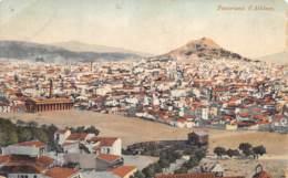 Panorama D'Athènes - Greece