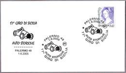 17 GIRO DE SICILIA DE COCHES HISTORICOS - Historic Cars. Palermo 2005 - Cars