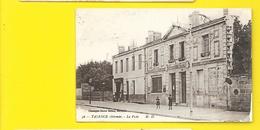 TALENCE La Poste (Marcel Delboy) Gironde (33) - Altri Comuni