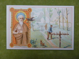 Chromo Série Saint Patron - Saint Paul - Cordiers - Ibled
