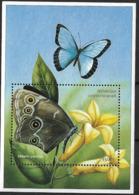 CENTRAFRICAINE 2001  Butterflies, MNH - Butterflies