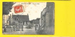 EPEIGNE Les BOIS Rare Rue De La Poste (Legrand Chartier) Indre Et Loire (37) - France