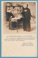IL B. ROBERTO BELLARMINO E S. LUIGI GONZAGA Quadro Di T. Ridolfi Esistente Nella Universita Cattolica Di Beyrouth Beirut - Saints