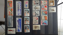 D86 Collection D'URSS Dont Quelques **. Très Sympa.  A Saisir !!! - Postzegels