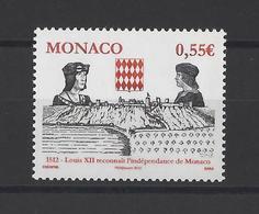 MONACO.  YT  N° 2818  Neuf **  2012 - Monaco