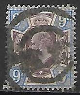 GRANDE BRETAGNE  /  U.K.    1902.   Y&T N° 115 Oblitéré.   Cote  50,00 Euros - 1902-1951 (Re)