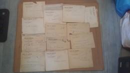 Authentique Tèmoignage Sur La Shorah ( Drancy ) Guerre 39 / 45 . - Historical Documents
