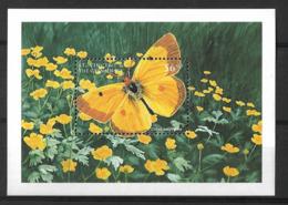ST. VINCENT& GRENADINES 1998 BUTTERFLIES MNH - Butterflies