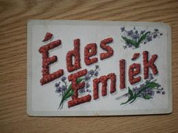 Edes Emlek - Thanksgiving