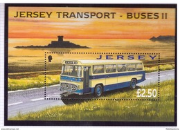Jersey 2008 - MNH ** - Bus - Michel Nr. Bloc 66 (gbj414) - Jersey