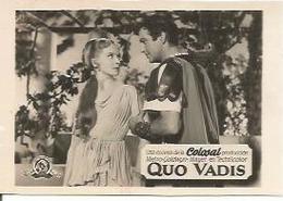 POSTAL A1019: Quo Vadis - Otras Colecciones