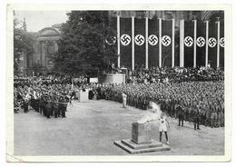 Berlin JO De 1936  - Départ De La Flamme Du Centre Ville - Jeux Olympiques