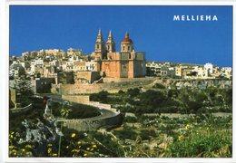 MALTA - Mellieha - Malta