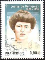 France N° 5266 ** Louise De Bettignies - Agent Secret Première Guerre Mondiale - Neufs