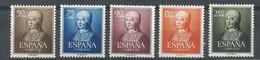 ESPAÑA  EDIFIL   1092/96      MNH  ** - 1931-Aujourd'hui: II. République - ....Juan Carlos I