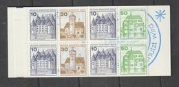 Berlin / 1980 / Markenheftchen Mi. 11cb OZ ** (BK40) - Cuadernillos