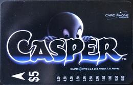 AUSTRALIE  -  Card Phone  - GASPER  -  $ 5 - Australia
