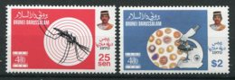 Brunei             406/407 ** - Brunei (1984-...)