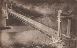 42 - SAINT - ÉTIENNE - LE PERTUISET - Pont Sur La Loire Reconstruit En 1932 - 1934 ( Lg: 100m - Lag: 7,50m ) - France