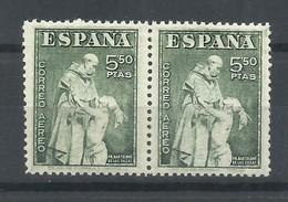 ESPAÑA  EDIFIL   1004    ( PAREJA)   MNH  ** - 1931-Hoy: 2ª República - ... Juan Carlos I