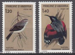 Andorre 294 à 295 ** - Französisch Andorra