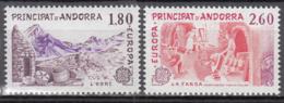 Andorre 313 à 314 ** - Französisch Andorra