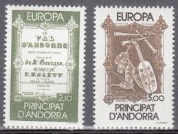 Andorre 339 à 340 ** - Französisch Andorra