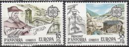 Andorra 158 à 159 ** - Ungebraucht