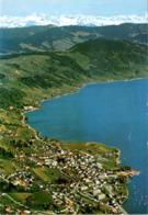 Oberägeri - Flugaufnahme (1564) * 7. 7. 1993 - ZG Zoug