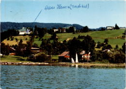 Ägerisee/Oberägeri - Institut Dr. Pfister, Institut Lichtenberg, Hotel Und Gasthof Gulm (3850-17) * 1. 2. 1983 - ZG Zoug
