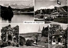 Morgarten Am Aegerisee - 5 Bilder (012995) - ZG Zoug