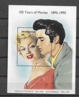 1995 MNH Montserat Elvis Monroe - Montserrat