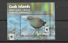 2014 MNH Cook Islands - Unclassified