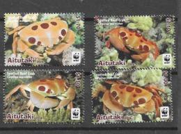 2014 MNH Aitutaki - Unused Stamps