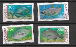 1994 MNH Namibia Fish - Namibia (1990- ...)