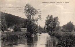 CP 52 Haute-Marne Roches Sur Rognon Un Coin Du Rognon Vincent - Autres Communes