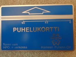 Finland Phonecard HPO-D4 ( 004C01149 ) MINT CARD - Finland