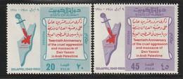 KUWAIT - N°384/5 ** (1968) - Koeweit