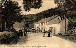 CPA Luxeuil-les-Bains - Environs - Col Du Mont De Fourche (636286) - Luxeuil Les Bains