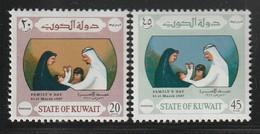 KUWAIT - N°346/7 ** (1967) - Koeweit