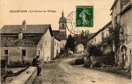 CPA Aillevans - Le Centre Du Village (636548) - Francia