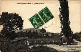 CPA Arpenans - Avenue Du Creux (636717) - Francia