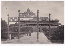 PHOTO VIETNAM Palais Royal Hué - Vietnam