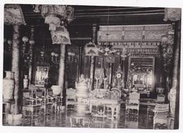 PHOTO VIETNAM Palais Royal Salle Des Fêtes Hué - Vietnam