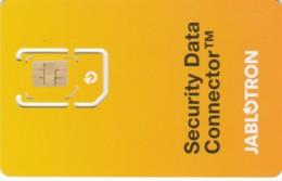 GSM WITH CHIP ITALIA JABLOTRON (E62.6.8 - [2] Handy-, Prepaid- Und Aufladkarten