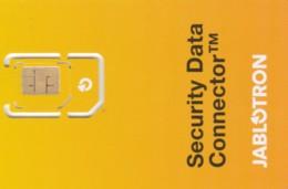 GSM WITH CHIP ITALIA JABLOTRON (E62.7.3 - [2] Handy-, Prepaid- Und Aufladkarten