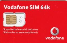 GSM WITH CHIP ITALIA VODAFONE (E62.6.1 - [2] Handy-, Prepaid- Und Aufladkarten